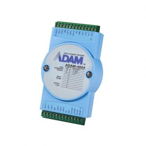 4-ch Analog Output Module with Modbus
